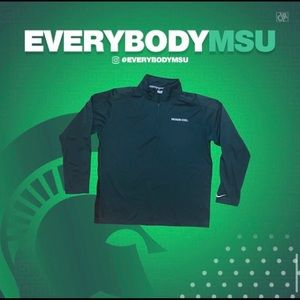 Men's Nike Michigan State Fleece